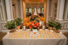 Distinct Occasions Fall Wedding at Langdon Hall