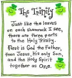 Why do we celebrate St. Patrick's Day? Happy Home Fairy, I don't understand why you endorse this drinking holiday! 🙂 Well, if St. Patrick were around today, I am fairly certain that you wouldn't see him at the local pub with a green beer in hand. St Patrick's Day Crafts, Church Crafts, Catholic Kids, Kids Church, Catholic School, Church Ideas, Sunday School Lessons, Sunday School Crafts, St Pattys