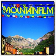 Mountainfilm in Telluride! TellurideSkiResort.com