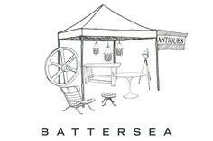 BATTERSEA Warehouse Sale