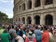 notizie:   Roma 'chiusa' per assemblea sindacale: è caos tu...