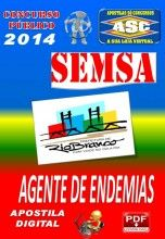Apostila Concurso Publico SEMSA Prefeitura Rio Branco Agente de Endemias 2014