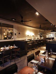 Hugo's Bar and Kitchen - eten is het nieuwe diëten
