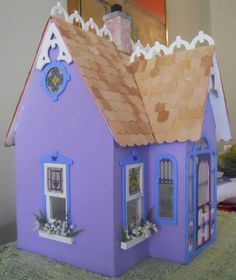 Side View - The Buttercup - Gallery - The Greenleaf Miniature Community