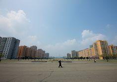 עולה על העיצובים: אימה ויופי בצפון קוריאה.