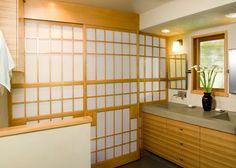 bamboo sliding walls - Google Search