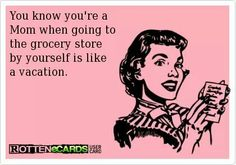 You know you're a.mom when..... #funny #parenting