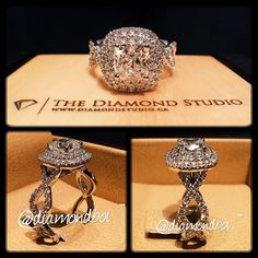 These rings are amazingly beautiful! A must see!