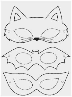 Batman Mask Coloring Page Inspirational Printable Superheroes Batman Mask Coloring Pages Printable C Printable Halloween Masks Halloween Masks Carnival Masks