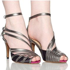 Other Dashing Womens Fashion Rumba Waltz Prom Ballroom Latin Salsa Dance Sexy High Heels Shoes Sandals Ladies Zapatos De Baile 15
