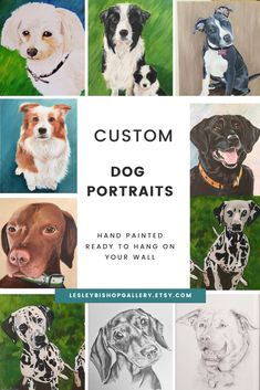 Art and Gifts by LesleyBishopGallery Best Dog Gifts, Dog Mom Gifts, Dog Lover Gifts, Dog Lovers, Custom Dog Portraits, Pet Portraits, Puppy Care, Dog Care, Crafting With Cat Hair