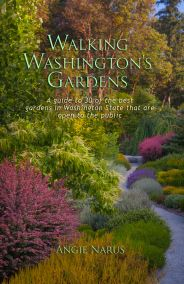 A guidebook to 30 public and non-profit gardens in WA State. Includes Bloedel Reserve, Lakewold Gardens, Rhododendron Species Botanical Garden, Manito Park's gardens, Ohme Gardens, conservatories, and more. Available on amazon.com and some garden gift shops in Western Washington.