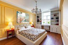 Живописная квартира в Киеве от студии дизайна U-STYLE - Дизайн интерьеров | Идеи вашего дома | Lodgers