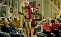 Creator of the hugely popular sitcom says he turned down a 'nice licensing fee' that would have meant writing out character of Rory Bbc One Show, Mrs Browns Boys, British Sitcoms, Uk Tv, Big Country, Magic Book, Football Fans, Lgbt, How To Remove