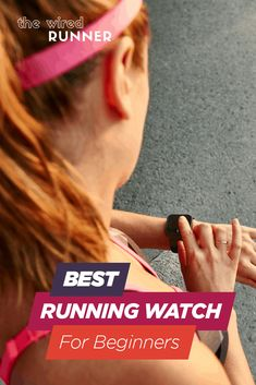 Best Running Watch For Beginners in 2021 Running Watch, Running Gear, Running Training, Interval Cardio, Cardio Routine, Beginners Cardio, Running For Beginners, Track Workout, Workout Guide
