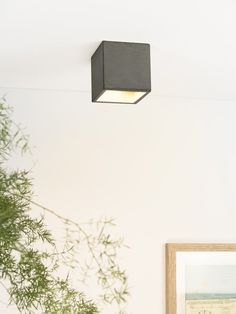 GANTlights - [B7] Ceiling Spot Cubic #homedesign #lighting #interior #design #valaisin #valaistus #design #home #kotiin #interiordecor #lamp #lampa #lamppu #interiordecoration #homedecor #sisustaminen #inspiration #concrete