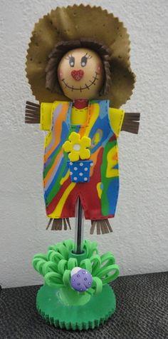 ESPANTALHO Teddy Bear, Toys, Scarecrows, Souvenir Ideas, Mirrors, Feltro, Craft, Activity Toys, Clearance Toys