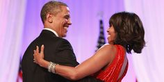 Barack and Michelle Obama's Sweetest Moments in Photos