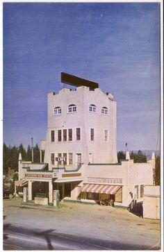 Lou La Bonte's~Train Village