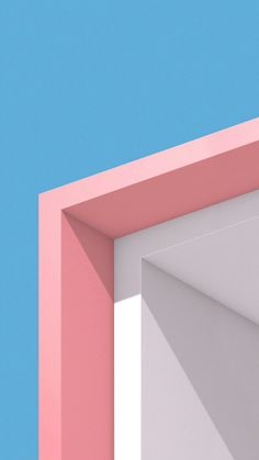 Aesthetic Pastel Wallpaper, Aesthetic Backgrounds, Aesthetic Wallpapers, Colour Architecture, Minimalist Architecture, New Foto, Minimal Photography, Sky Aesthetic, Jolie Photo