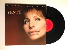 20% OFF SALE Yentl Original Motion Picture Soundtrack LP Album Barbra Streisand 1983 Vinyl Record