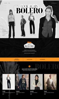 Ui Design, Event Design, Layout Design, Graphic Design, Fashion Web Design, Promotional Design, Event Page, Soyeon, Fashion Colours
