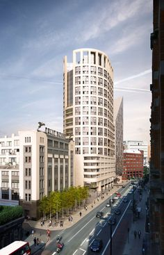 Eagle House, 161 City Road, EC1V - New London Development