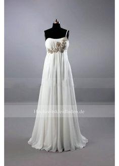 CHIFFON Chiffon, One Shoulder Wedding Dress, Wedding Dresses, Fashion, Wedding Dresses Online, Shoulder, Wedding, Silk Fabric, Bride Dresses