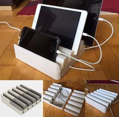 USB Charging Station by Garfy Etherington  #practical