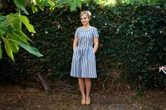 Miss Make: What Miss Made: Emery Dress by Christine Haynes