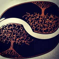 VanWhy Inlay & Design, headed up by well known C.F. Martin Custom Shop inlay design artist Aaron VanWhy, is giving away one of these 2 custom guitar inlay pickguards! #guitar #inlay
