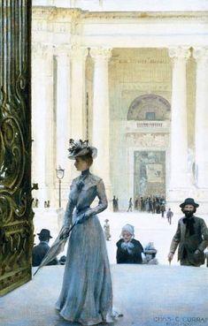 Grand Palais des Beaux Arts, Exposition Universal, Paris 1900
