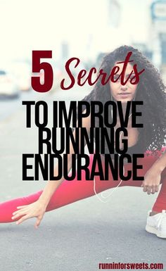 Whether you're training for a long distance race, or running to improve your fitness, increasing your running endurance is key to continued success as a runner. This tips will have you building running endurance quickly and easily! Improving your running stamina is easier than you think. #runningtips #runningendurance #longdistancerunning Running Training Programs, Running Schedule, Running Routine, Running Plan, Race Training, How To Start Running, How To Run Faster, Workout At Work, Hard Workout