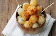 Resep Dan Cara Membuat Cilok Isi Kaju Telur Puyuh Daging Bakso Bumbu Kacang Di 2020 Memasak Makanan Dan Minuman Resep Masakan