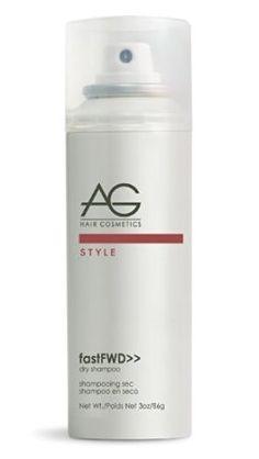 AG Hair Cosmetics Fast Forward Dry Shampoo for Unisex, 3 Ounce