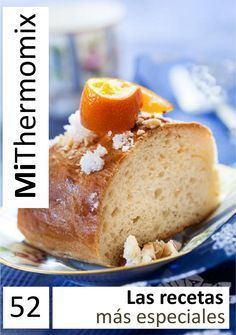 las recetas más especiales - MiThermomix souffle de naranja, coulant de turron