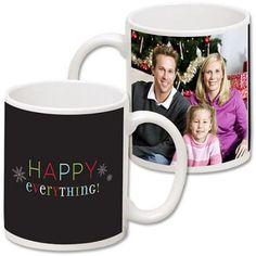 Happy Everything Photo Mug 11oz with Bonus Gift Box  #Beso #GreatDeal #Mugs #Gifts