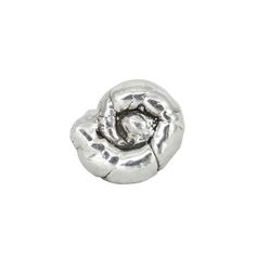 We created a ring with the shape of an ammonite. The ammonites, as symbols of longevity and evolution, are the perfect gift for all the nature lovers.