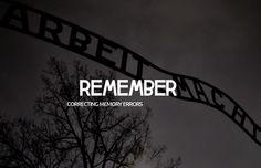 """Aplikacja """"Remember"""" ma pomóc wykrywać błędy z """"polskimi obozami śmierci"""" (wideo)"""