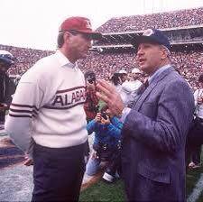 1989 Coach Bill Curry vs Pat Dye #FirstTimeEver #Auburn #30-20