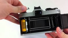 Learn Photography: How to Load 35mm Film (Pentax)