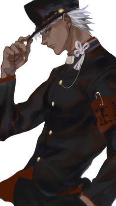 Archer seriously my heart is senpai's and you're actually stealing it XD Fate Zero Kiritsugu, Fate Archer, Dark Skin Boys, Archer Emiya, Shirou Emiya, Fate Stay Night Anime, Fate Anime Series, Hot Anime Guys, Boy Art