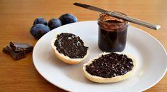 kakaova-povidla-svestky Pudding, Desserts, Food, Tailgate Desserts, Deserts, Custard Pudding, Essen, Puddings, Postres