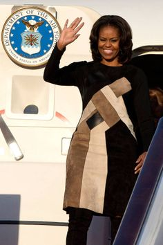 Michelle Obama's Style - Michelle Obama Style Inspiration -