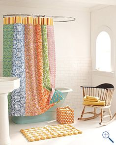 i love shower curtains.  check out my shower curtain roundup on my blog:  allrainydaysarentgray.wordpress.com