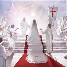The Bride of Christ: --our Church --my soul  .........Mind=Blown