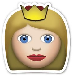 I got The Princess… duh! What Does Your Favorite Emoji Say About You?