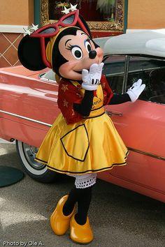 Disneyland Paris - Minnie Mouse