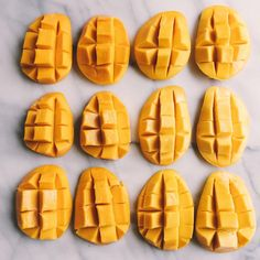 "gigieatsvegan: ""Two words: mango season. """