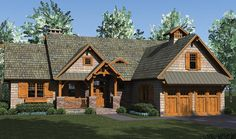 Rustic Home Plans with Loft Best Of Rustic House Plans Our 10 Most Popular Home Log Cabin Craftsman - House Floor Plans Rustic House Plans, Craftsman Style House Plans, Ranch House Plans, New House Plans, House Floor Plans, Ranch Style Floor Plans, Rustic Houses, Log Houses, The Plan